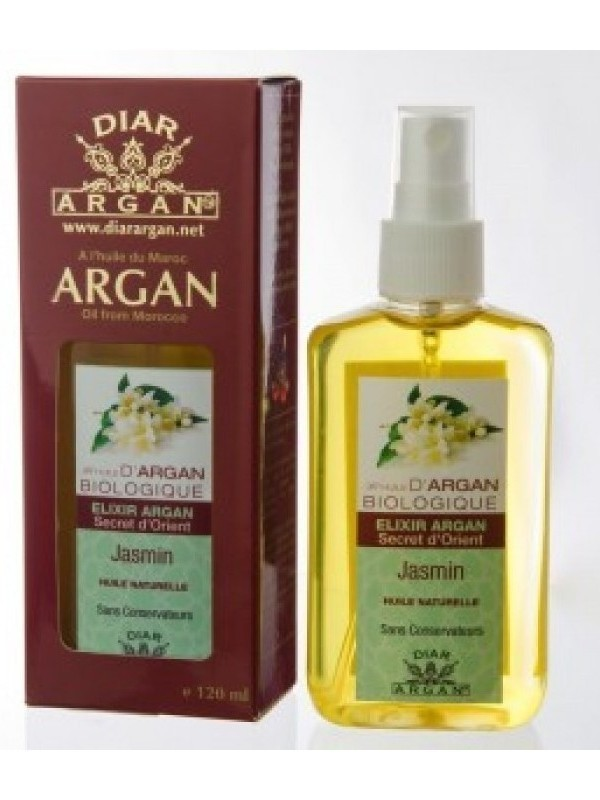 Elixir Argan Secret d'orient - jasmin